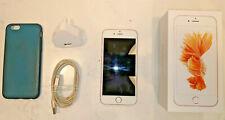 Apple iPhone 6s 64GB Rose Gold unlocked replaced screen high capacity 2600mAh