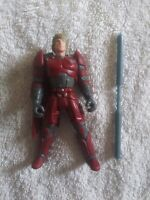 Luke Skywalker~Star Wars Shadows of the Empire Action Figure~1996 Kenner