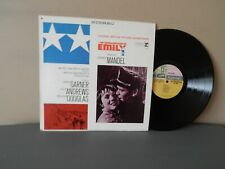 "James Garner Julie Andrews: The Americanization Of Emily    12""   33 RPM   LP"