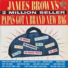 James Brown - Papa's Got a Brand New Bag [New Vinyl]
