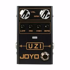 JOYO R03 Uzi R Series Uzi Guitar Distortion Effects Pedal 9v Power Supply