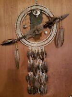Western southwest Native American wall decoration Dream Catcher arrow