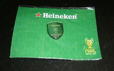 Pin Badge Chelsea Manchester United 2008 Champions League Final Moscow Heineken