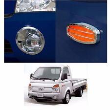 Previous Models Chrome Fog Lamp Rear Lens Cover Molding Trim for Hyundai H100