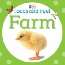 Touch and Feel: Farm by  , Board book