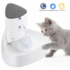 Cat Water Fountain Quiet Automatic Pet Water Dispenser For Cats Dogs Birds Gift