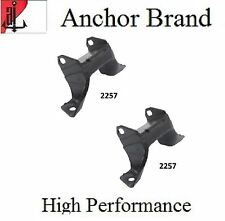 2 PCS FRONT LEFT & RIGHT MOTOR MOUNT For 1964-1967 Ford FAIRLANE 4.7L