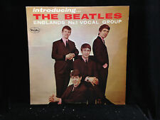 The Beatles-Introducing The Beatles-Vee-Jay 1062-MONO AUTHENTIC