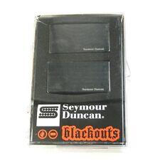 Seymour Duncan ahb-1 pannes générales active humbucker pickup set, ahb-1s Noir