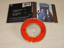 "FOX THE FOX Something Special 3"" CD Single 1990 2trk Synth Pop"