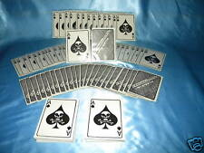 "50  VIETNAM"" ACE OF SPADES"" DEATH CARDS"" + 50  SLEEVES SAME DAY SHIPPING"