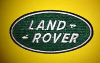 Land Rover Auto Car Club Jacket Hat Uniform Seat Covers Iron On Patch Crest