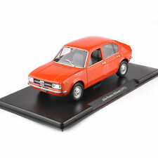 1:24 Whitebox Alfa Romeo Alfasud 1972 Collectible Diecast Car Vehicle Model Toy