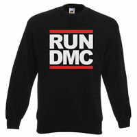 RUN DMC Retro Hip Hop Sweatshirt Public Enemy,Rap Jumper Good Quality