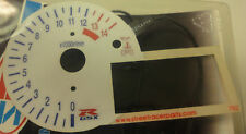 SUZUKI GSXR600 GSXR750 00-03 ILLUMIGLO x1000R/MIN REVS PER MINUTE GLOW GAUGE