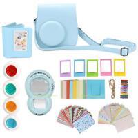 Fashion Instant Film Camera Album Accessories Bundle for Fujifilm Instax Mini 8
