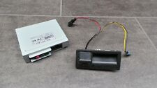 Audi A6 4g A7 4g Facelift Rear View Camera Control Unit 8v0827566 4s0907441