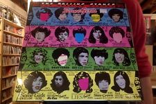 Rolling Stones Some Girls LP sealed vinyl RE 2010 Czech
