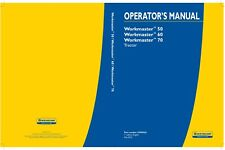 NEW HOLLAND WORKMASTER 50 60 70 TRACTOR OPERATORS MANUAL