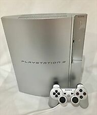 PLAYSTATION 3 (80GB) satin silver PS3 SONY