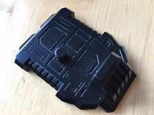 Transformers G1 Parts 1985 DEFENSOR foot feet Left plate