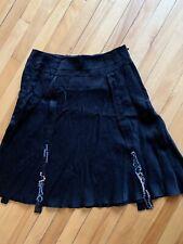 91f624cef Falda hasta la rodilla de seda para Mujer | eBay