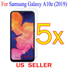 5x Clear Screen Protector Guard Cover Film For Samsung Galaxy A10e (2019)