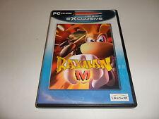 PC Rayman M