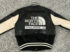 Junya Watanabe X The North Face Baseball Jacket Small S Leather Sleeves Fw17