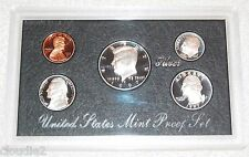 1997 Silver Proof Set in original box with COA - one owner