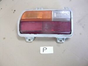 Audi 80 rear light lens L/H 1970's .Hella 43380. 2000+Citroen parts in shop