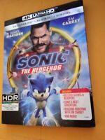 Sonic the Hedgehog (4K Ultra HD Blu-ray, 2020)