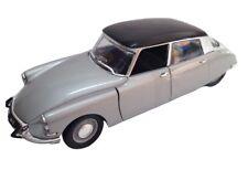 1/18 CITROEN DS19 1963  SOLIDO DIECAST COCHE METAL ESCALA