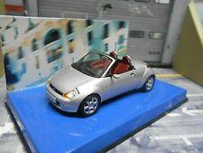 FORD Ka Streetka Sport silber Roadster offen Sonderpreis Minichamps Dealer 1:43