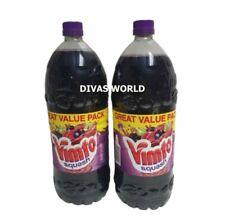 Vimto fruits Squash Jus Concentré mixtes vrais fruits boissons 3 L Pack 1/2