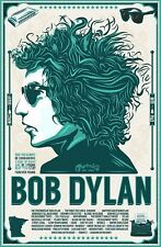 Bob Dylan Iron On Transfer For T-Shirt & Other Light Color Fabric #1