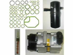BuyAutoParts 60-82609CK New For Lincoln Town Car 2003 A//C Kit w//AC Compressor Condenser /& Drier