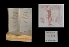 PROUST (Marcel) / LABOUREUR & BOULLAIRE - A l'ombre des jeunes filles en fleurs.