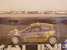 SOLIDO RACING COLLECTION RENAULT CLIO SPORT CUP 2004 GREY ART. 9069 1:18  NEW