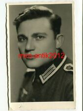 Foto, Portrait, hübscher Soldat, Mannschaften, Studiofoto