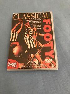AFL Classical Footy Vol 1 DVD