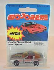 Majorette 1/57 Nr. 215/268 Chevrolet Corvette silbermetallic OVP #636