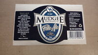 AUSTRALIAN COLLECTABLE BEER LABEL, MUDGEE BREWERY NSW, PALE ALE