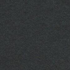 "Primitive Black Wool Felt 20/80 By The 1/2 Yard 36"" Wide"