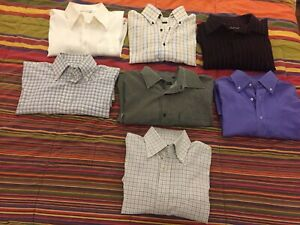 stock camicie uomo di Marca Dolce&Gabbana David Saddler e altro