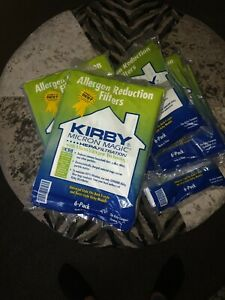 Kirby Vacuum Cleaner Cloth Dust Bags - White