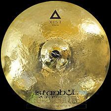 """Istanbul Agop Xist Brilliant Raw Ride Cymbal 22"""""""