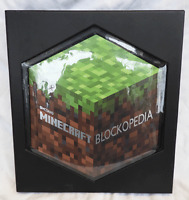 Minecraft Blockopedia - Mojang - Boxed - BNIB