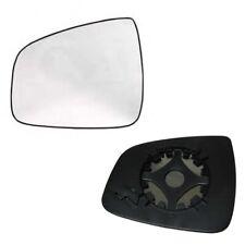 Derecha asphärisch lado del copiloto cristal espejo para Dacia Logan 2008-2019
