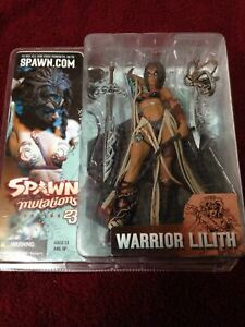 2003 McFarlane Toys Spawn Mutations Warrior Lilith Figurine